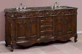 60 Inch Double Sink Bathroom Vanities by Inch Double Bath Vanity With Granite Top