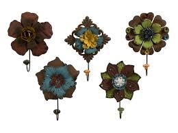 Decorative Hooks by Excellent Ideas Decorative Wall Hangers Pretty Design Shop Garden