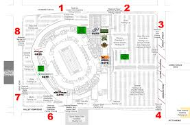 Fresno State Parking Map by Green Bay Packers Tickets Buy Packers Tickets Superstartickets