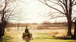 what kind of oil is recommended for a cub cadet riding mower