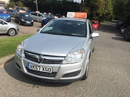 used vauxhall astra club 5 doors cars for sale motors co uk