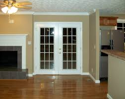 double glazed french doors design decorate a room with double