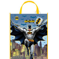 batman party supplies plastic batman goodie bag batman party supplies