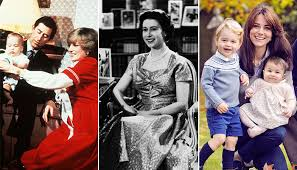 family christmas how the royal family has done christmas the years royal