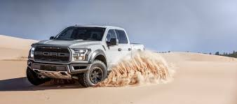 2017 ford f 150 raptor is the bulldozer for your sandcastle