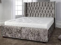 the 25 best velvet bed frame ideas on pinterest black velvet