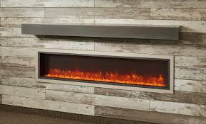 decor elegant linear fireplace for your home ideas u2014 catpools com