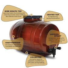 amazon com mr beer deluxe edition 2 gallon homebrewing craft