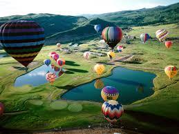 The busbank colorado balloon festival busbank