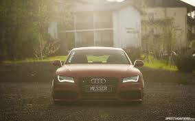 slammed audi a7 cars tuning audi a7 speed drift speed hunters maximum speed