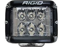 rigid industries led driving lights rigid industries d ss side shooter pro led light driving