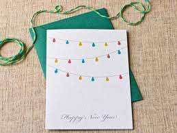 new years cards 50 creative new year card designs for inspiration jayce o yesta