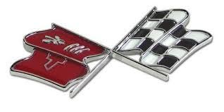 c3 corvette flags 1968 c3 corvette fuel door flag emblem rpidesigns com