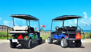 south padre island golf cart rentals spi activities