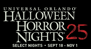 halloween horror nights 2015 dates halloween horror nights turns 25
