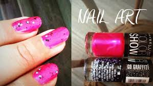 diy nail art without any tools hindi video nail art design
