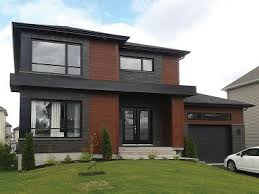 modern two story house plans contemporary house plans modern two story home plan 027h 0336