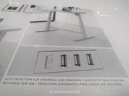 tresanti sit stand desk costco adjustable desk adjustable desk costco