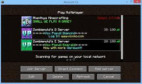 mine craft servers i can t play on minecraft pc servers arqade