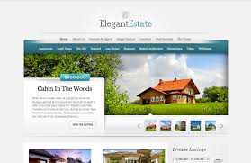 Real Estate Template Wordpress by The Most Beautiful Wordpress Themes For Real Estate Websites 2014