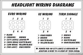 headlight wiring diagrams mercedes benz forum