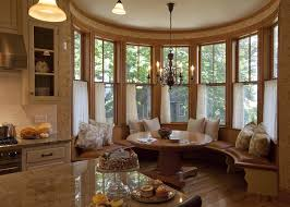 Kitchen Nook Decorating Ideas - breakfast nook decorating ideas dining room victorian with