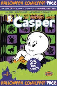 jul170052 hcf 2017 casper the friendly ghost mini comic polypack