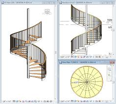 revit rocks can revit create a decent spiral stair