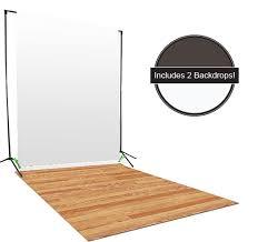 white photo backdrop gray white backdrop floordrop set backdrop express