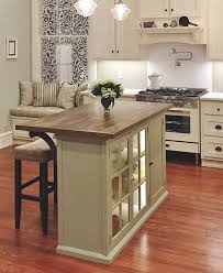how to make a kitchen island with seating 23 best diy kitchen island ideas and designs for 2021