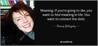 you u0027re going to want franny billingsley quote meaning if you u0027re going to die you