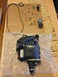 the 3 4l trd supercharger thread toyota 4runner forum largest