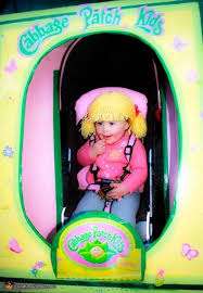 Homemade Cabbage Patch Kid Halloween Costume Adorable Cabbage Patch Kid Diy Halloween Costume