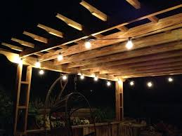 globe string lights brown wire frosted globe string lights outdoor patio led clear warm white bulbs