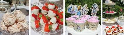 Mad Hatter Decorations Mad Hatters Tea Party Ideas