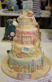 Cake Decorating Equipment Uk Want To Sea Some Insanely Well Decorated Seaside Themed Cakes