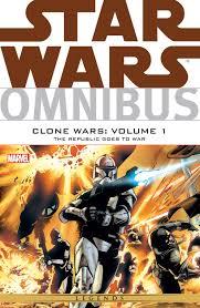 star wars omnibus clone wars volume 1 republic war