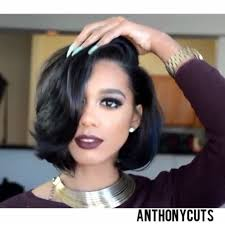 black women low cut hair styles 233 best coiffures courtes images on pinterest short cut