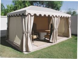 Walmart Cabana Tent by Patio Gazebo Walmart Patio Outdoor Decoration