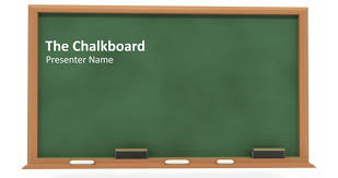chalkboard powerpoint template free expin franklinfire co