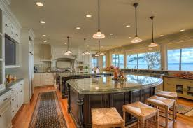 2 island kitchen lighting kitchens with 2 islands lights