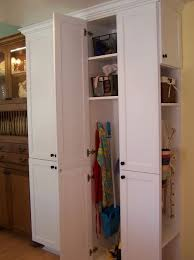 ikea broom closet organizer home design ideas