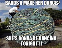 Bands Will Make Her Dance Meme - un categorized bands a make her dance she s gonna be dancing