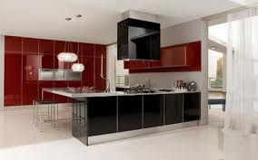 Simple Kitchen Interior Redtinku - Simple kitchen interior