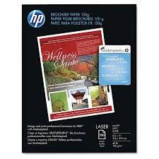 colored resume paper brochure printing paper hp color laser brochure paper 98 brightness 40lb 8 1 2