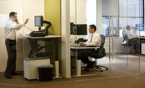 cbre it service desk no personal desks or offices at this company even for top boss