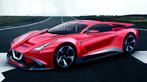 nissan gtr drag car is this next gen nissan gt r r36 render plausible