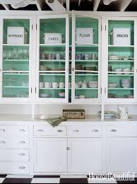 Roll Up Kitchen Cabinet Doors by Hickory Wood Ginger Glass Panel Door Kitchen Cabinets Ideas