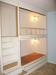 Building A Loft Bed With Storage by Best 25 Bunk Bed Shelf Ideas On Pinterest Bunk Bed Decor Loft