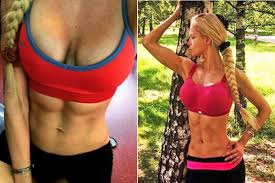 human barbie doll boyfriend human barbie u0027 turns herself into ripped musclewoman new york post